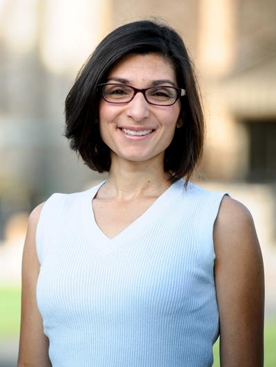 Professor Marissa Ambio