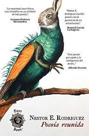 Néstor E. Rodríguez book cover: Poesía reunida